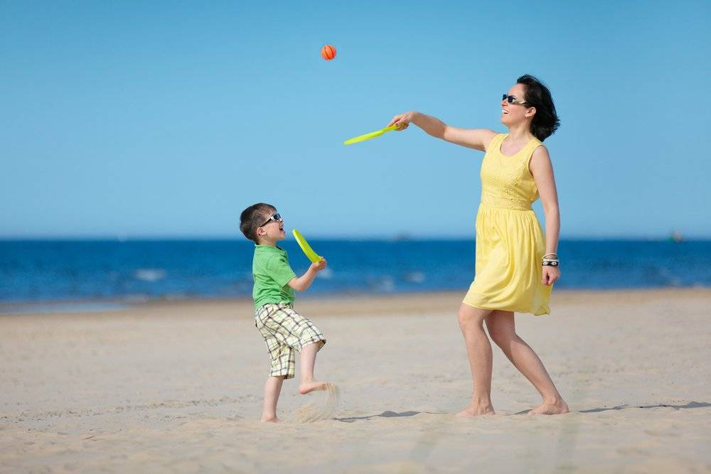 Healthy Family Vacations